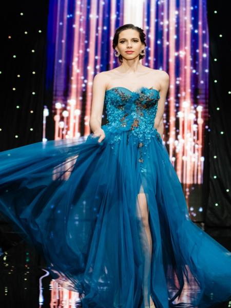 Официална рокля Turquoise