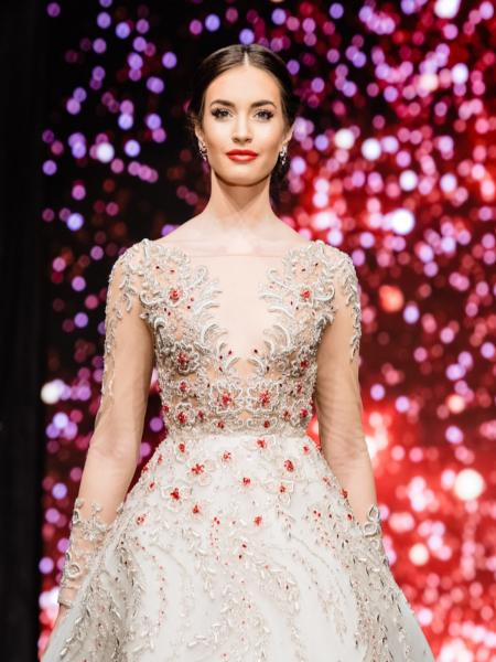 Официална рокля Atia