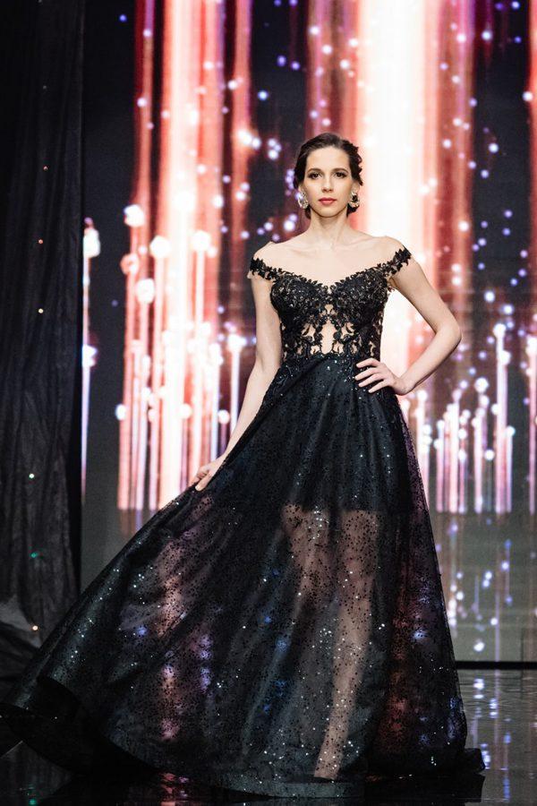 Дълга официална рокля MABELLA