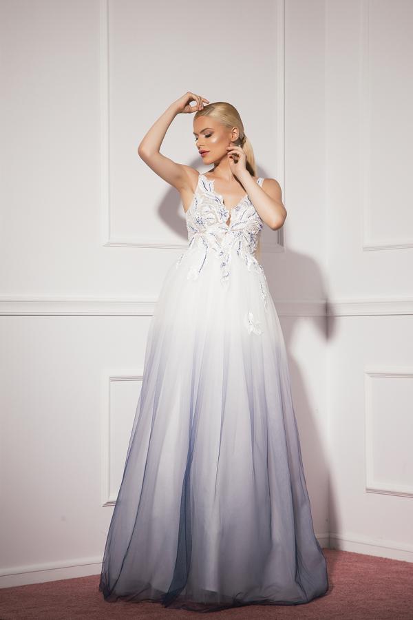 Булчинска рокля Azul
