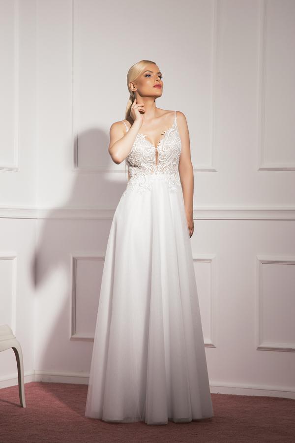 Булчинска рокля Bianca