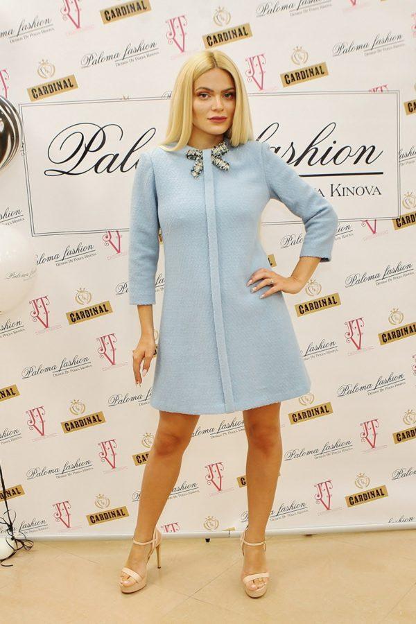 Елегантна рокля Вивиан