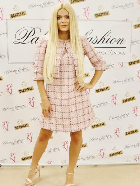Елегантна рокля Veronica