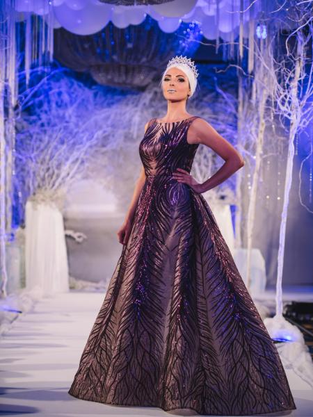 Официална бална рокля Purple Eve