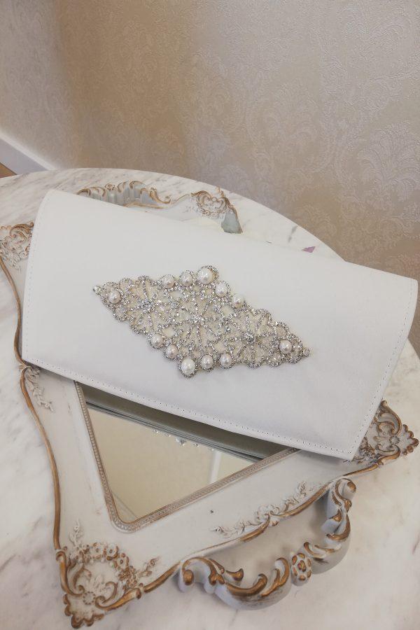 Сватбена чанта клъч