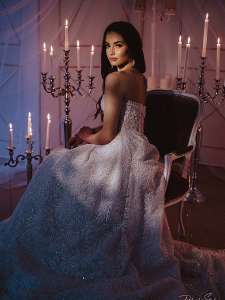 Сватбена рокля Monna 2021